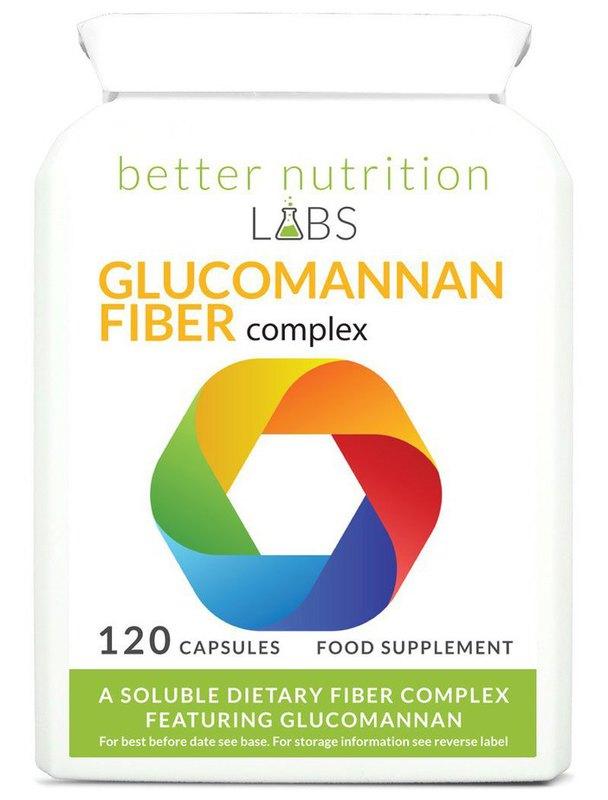 glucomannan-fiber-complex