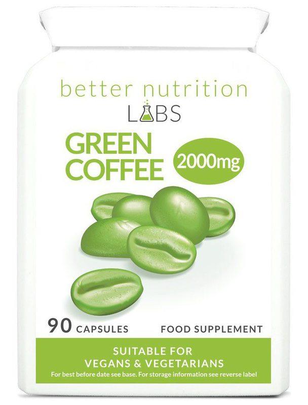 Green Coffee slankepiller bivirkninger grren kaffe