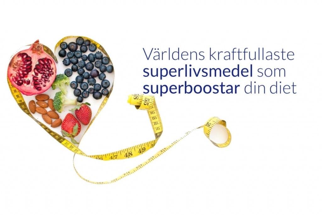 superfoods to supercharge your diet SV 1024x683 - Världens kraftfullaste superlivsmedel som superboostar din diet