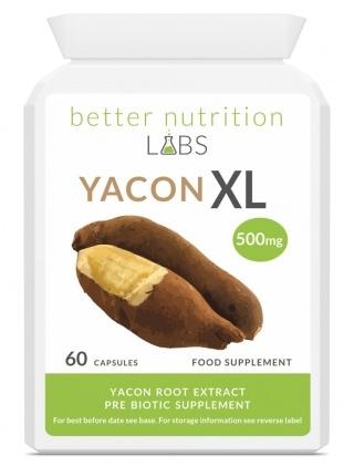 Yacon XL 320x421 - Przegląd: Jakie są najlepsze naturalne środki hamujące apetyt?