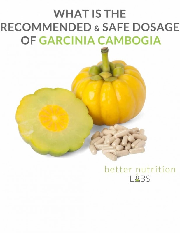 What Is The Recommended Daily Dosage Of Garcinia Cambogia