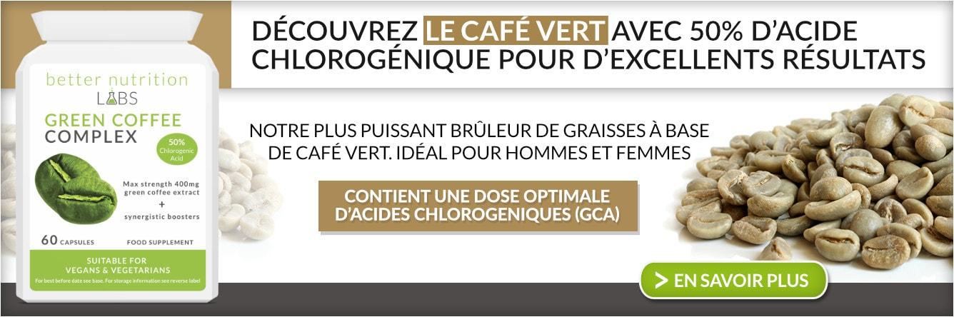 café vert pour hommes