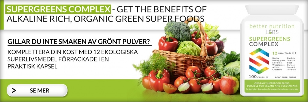 Supergreens complex banner SV 1024x340 - Världens kraftfullaste superlivsmedel som superboostar din diet