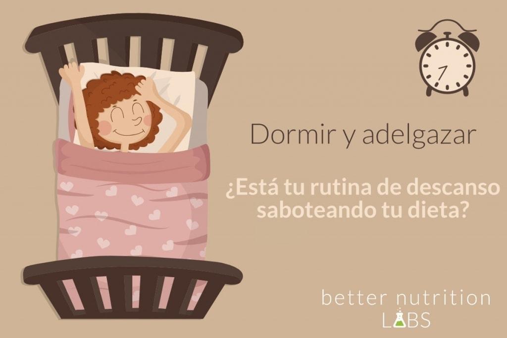 sleep and weight loss ES 1024x683 - Dormir y adelgazar – ¿Está tu rutina de descanso saboteando tu dieta?