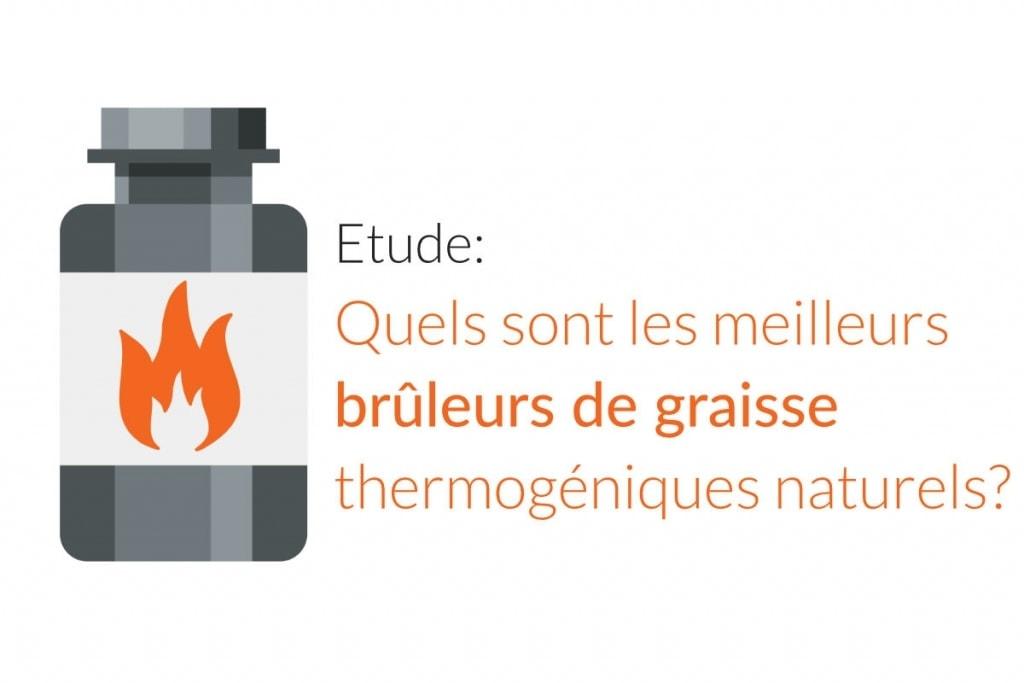 what are the best thermogenic fat burners FR 1024x683 - Etude : Quels sont les meilleurs brûleurs de graisse thermogéniques naturels ?