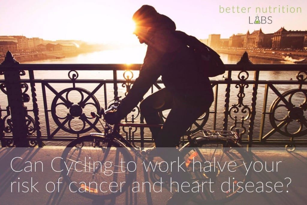 cycling to work cuts cancer risk 1 1024x683 - Can cycling to work halve your risk of cancer and heart disease?