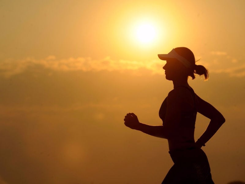 running - Science backed immune system boosters