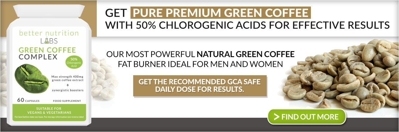 Buy Green Coffee Bean Supplements Burn Fat With Chlorogenic Acid